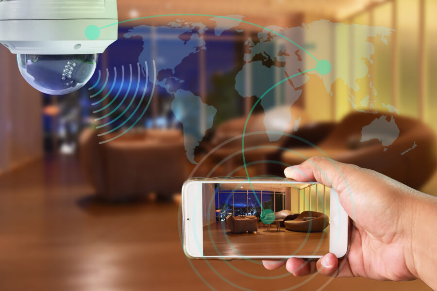 Three Reasons Wireless Security Systems Are Better Than Wired